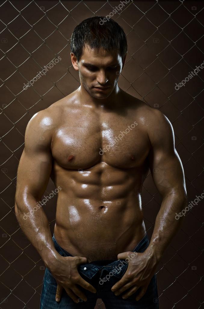 Киски парни фото мускулистых