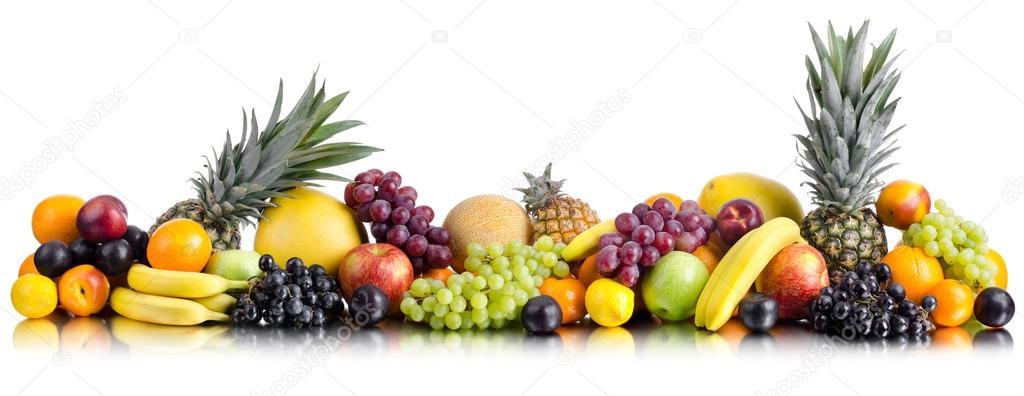 Still life multifruits