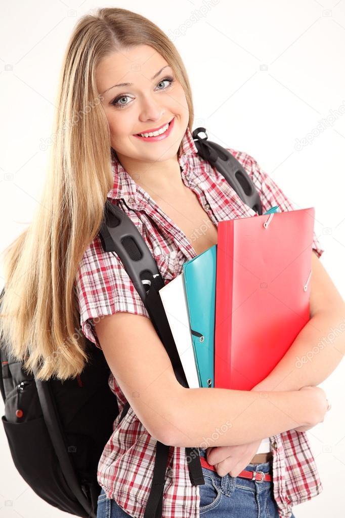 Сексуальная студентка 2009