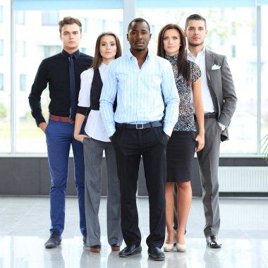 Professional business team