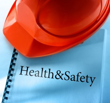 Health and safety with helmet
