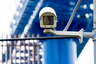 Security camera CCTV video