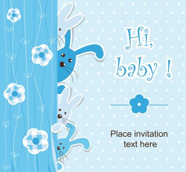 Baby shower - twins