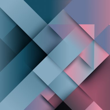 Abstract distortion from arrow shape background clip art vector