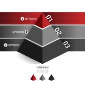 Fotografie Modern Design template isometric style. Can be used for infograp