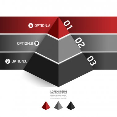 Modern Design template isometric style. Can be used for infograp