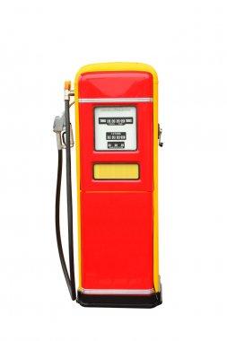 vintage gasoline fuel pump
