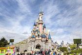 Disneyland park. Paříž, Francie