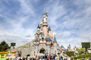 Disneyland Park. Paris, France
