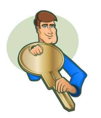 Locksmith Character Icon