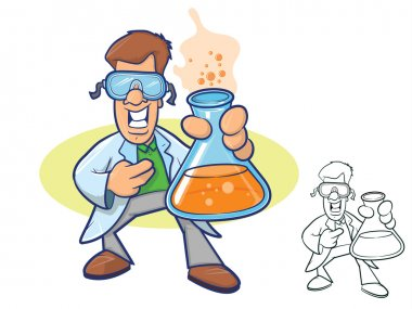 Chemist Character