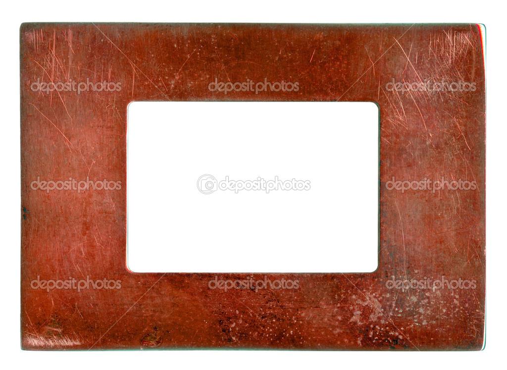 alte Metallrahmen — Stockfoto © natalt #13526169