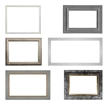 the set of frames
