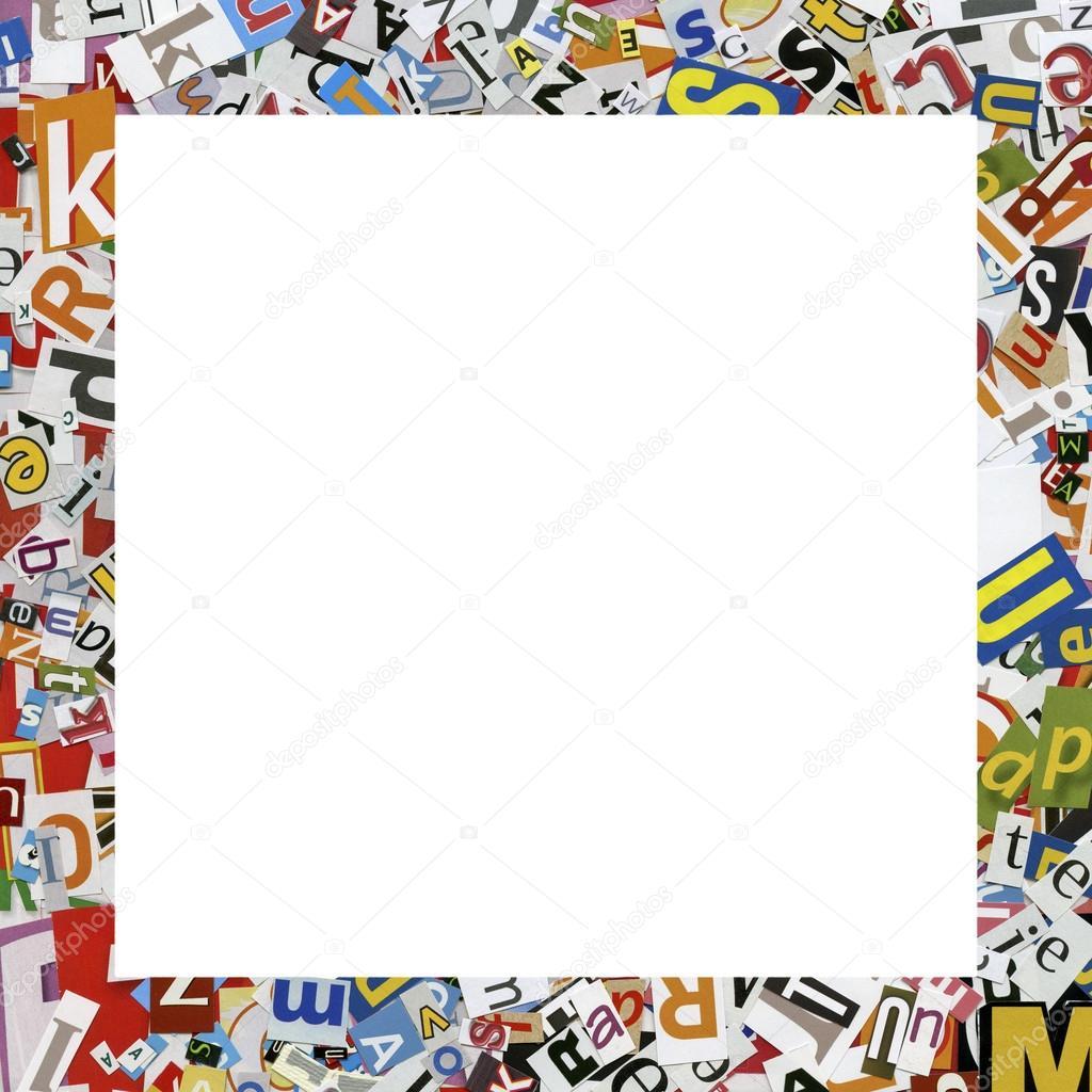 designed frame — stock photo © natalt #26178593