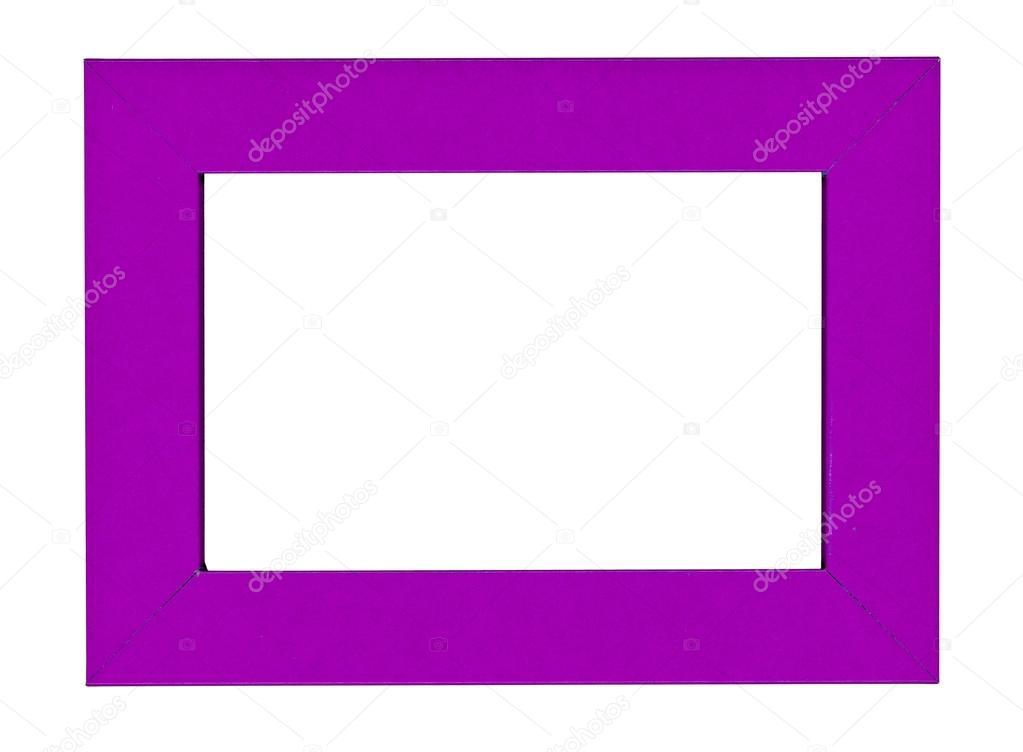 marco plástico moderno — Foto de stock © natalt #43629981