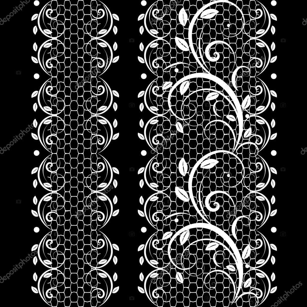 vecteur motif dentelle image vectorielle korobovaok 14150749. Black Bedroom Furniture Sets. Home Design Ideas
