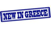 Nové v Řecku