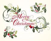 Fotografie Weihnachtskarte