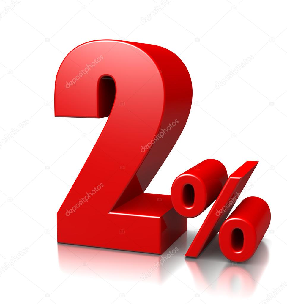 Image result for 2%