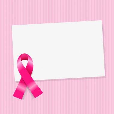 Awareness Pink Ribbon Invitations