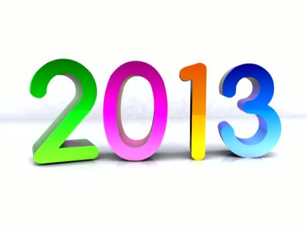 slaví rok 2013