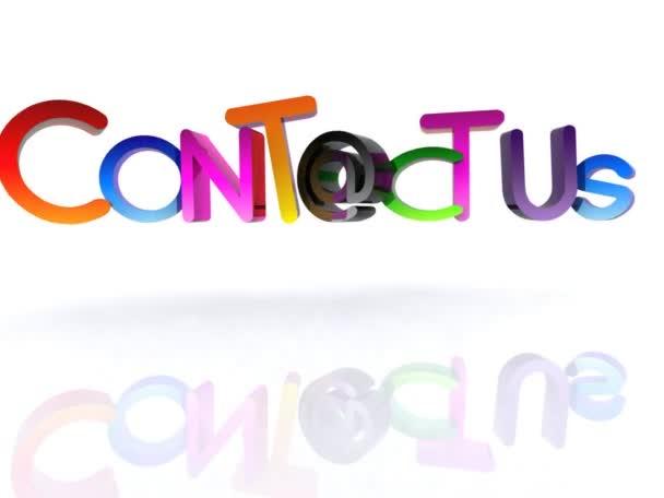 kontaktujte nás - 3d