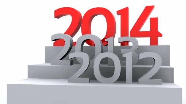 přichází nový rok... 2014