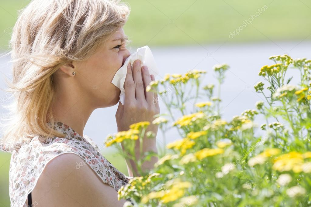 alergias #hashtag