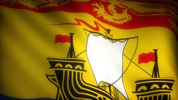 Új-Brunswick zászlaja