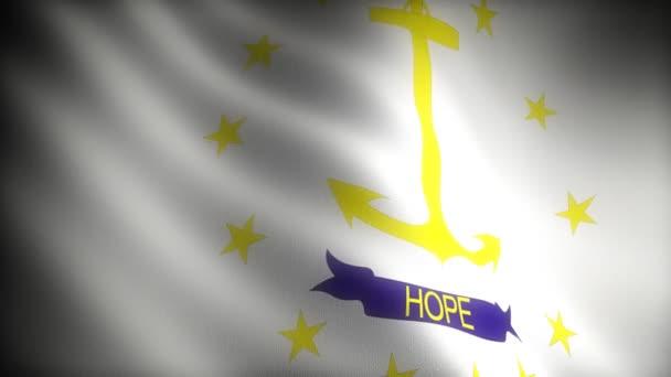 Vlajka rhode island