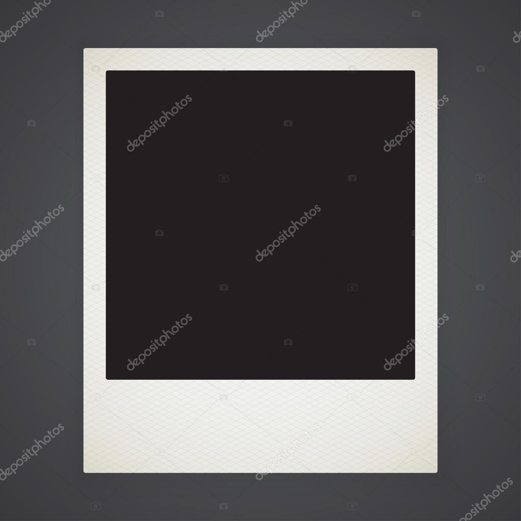 Polaroid karten stockvektor chuckchee 39785841 - Polaroid karten ...