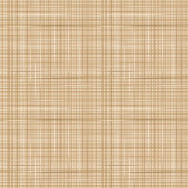 Canvas fabric texture. Vector seamless background.