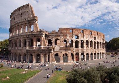 Coliseum view from Foro Romano - Roma - Italy