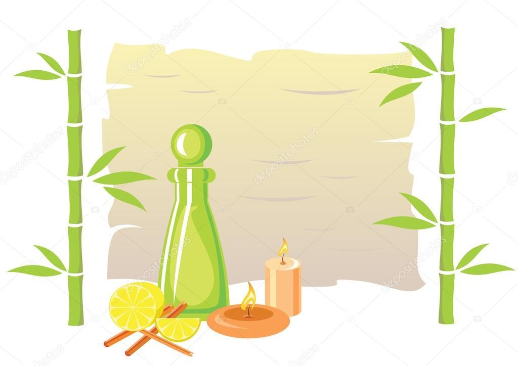 SPA background, Health and beauty seria