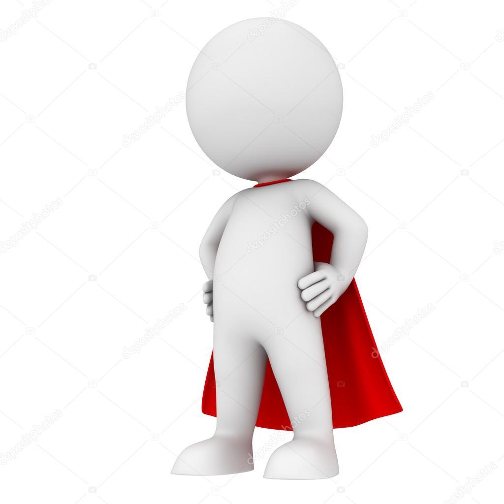 Картинка человечек супер