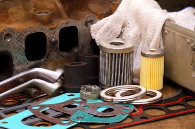 Parts for engine repair