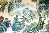 Čínská krajinomalba
