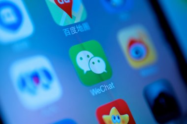 Chinese WeChat Social Media