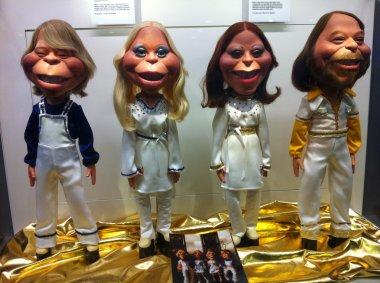 Abba puppetts