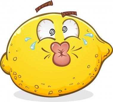 Sour Lemon Character