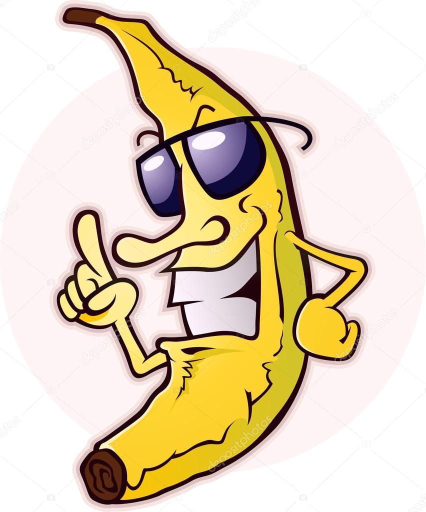 Banana cartone animato sesso