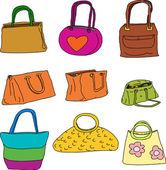 krásné peněženky a kabelky