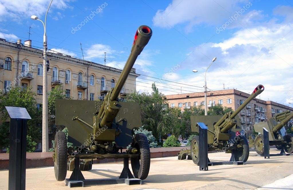 Stalingrad Battle War Memorial And Museum In Volgograd
