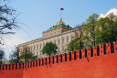 The Big Kremlin Palace. Moscow Kremlin