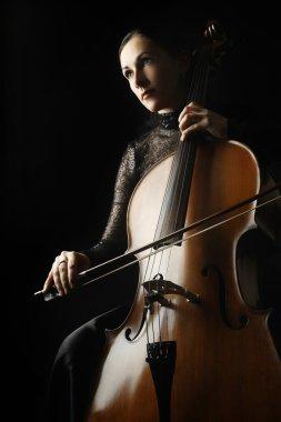 Cello cellist player classical musician