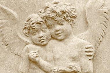 Angelic couple