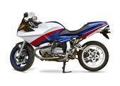 Fotografie motorka BMW