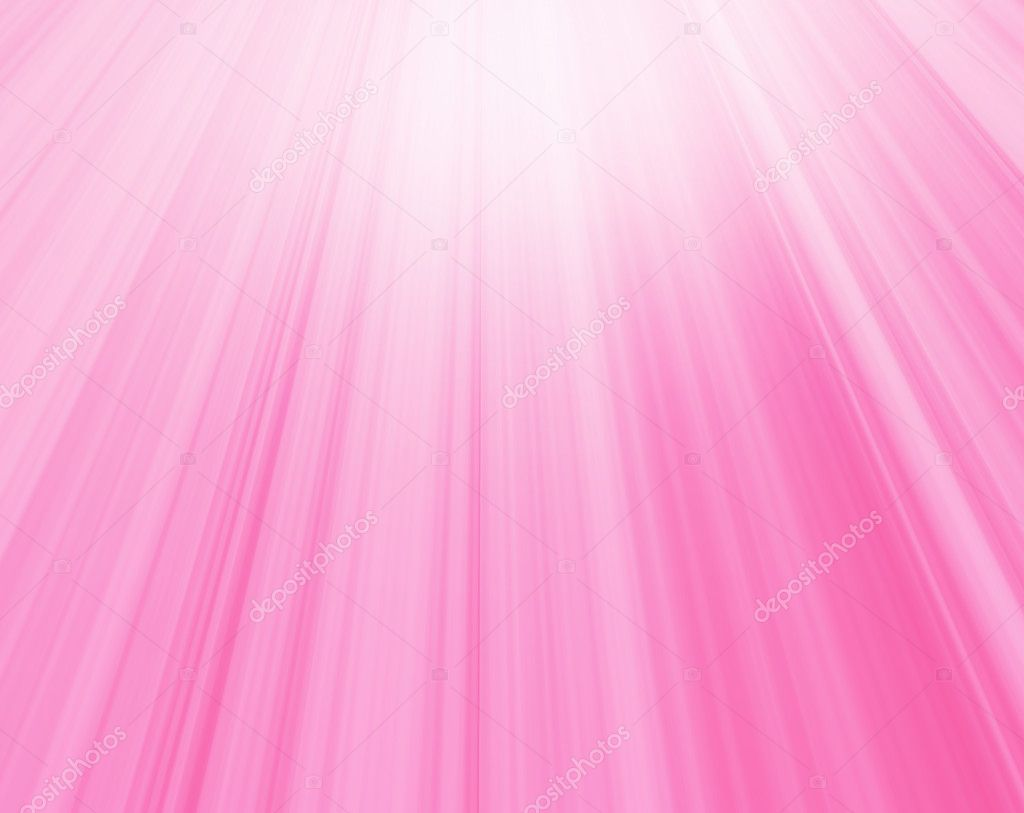 Pink background with sunshine