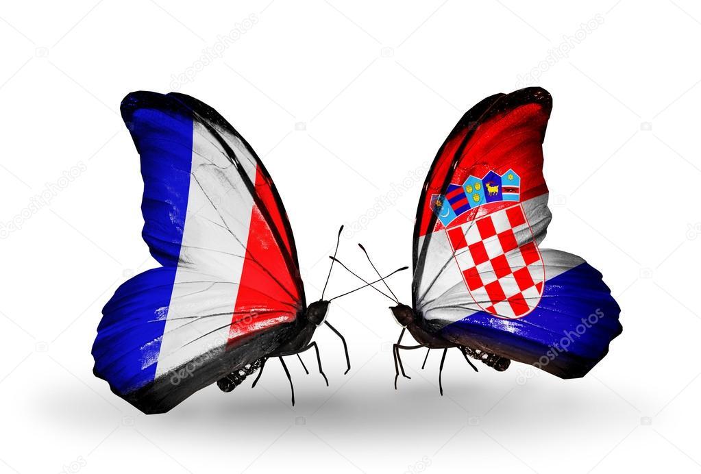 Kroatien Frankreich