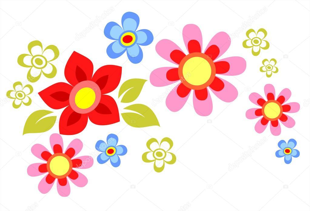 Fotos Composicion De Flores Composicion De Flores De Primavera